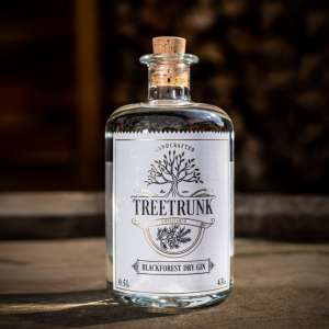 Treetrunk Blackforest Dry Gin